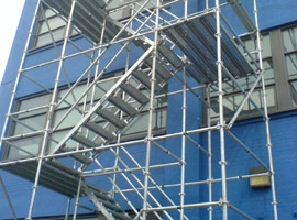 stair towers scaffolds